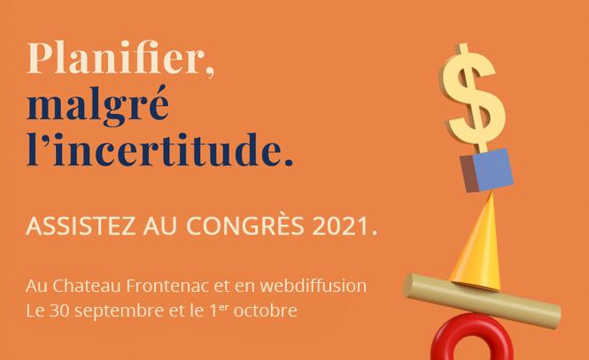 Congrès 2021 de l'IQPF